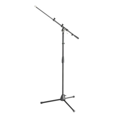 Adam Hall s 6/W Microphone Stand with Boom